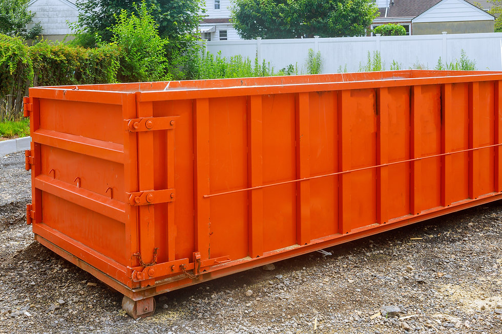 Dumpster Rental And Prices