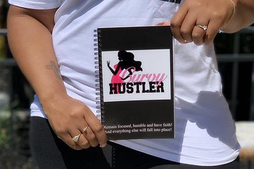 Curvy Hustler Notebook