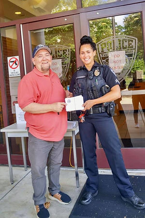 rlc giving gifts to police fort mill.jpg