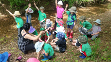 The Rhythm of Forest School
