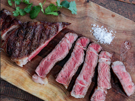 Great Recipes Series - Reverse Sear Steak