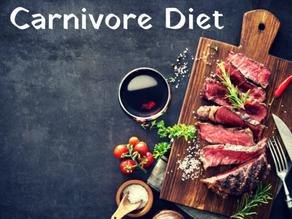 The A,B,C of the Carnivore Diet and How To Lose Weight With It