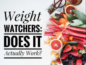 Weight Watchers Diet - All You Need to Know