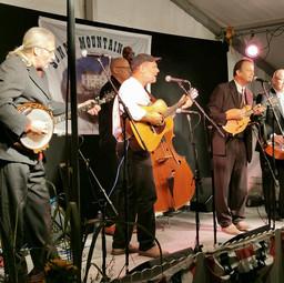 Sunny Mountain Bluegrass Festival 2019