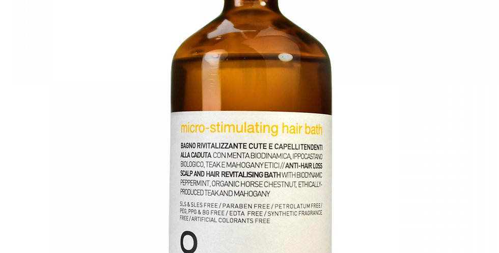 hair loss Micro-stimulating hair bath