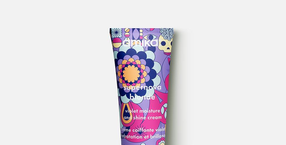 drėkinantis ir spindesio kremas - AMIKA SUPERNOVA blonde moisture & shine cream