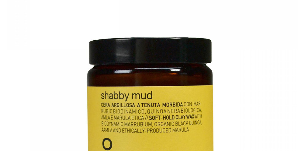 Shabby mud