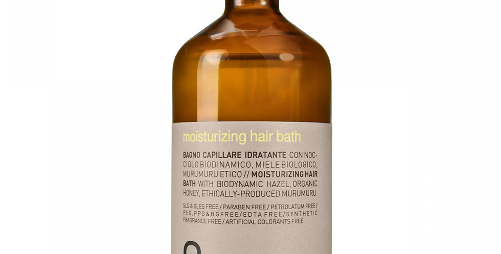 moisturizing - Moisturizing hair bath