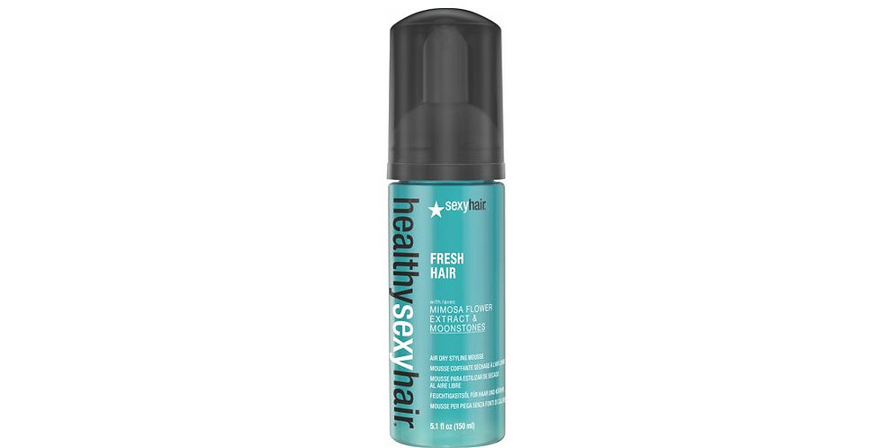 HEALTHY SEXY HAIR Fresh Hair Air Dry Styling Mousse