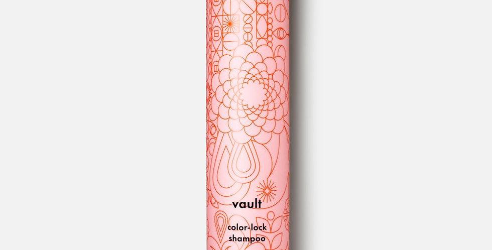 plaukų spalvą palaikantis šampūnas - AMIKA vault color-lock shampoo