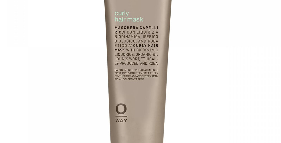 beCurly - Curly hair mask