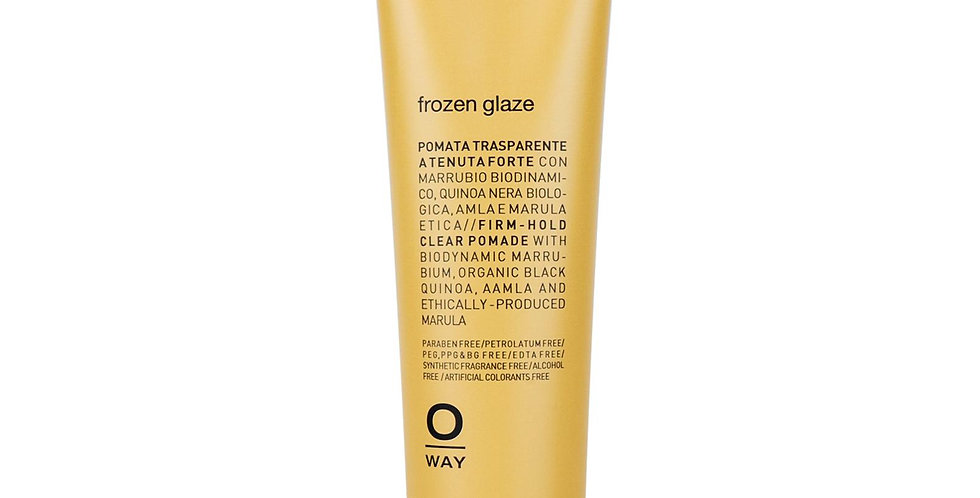 Frozen glaze