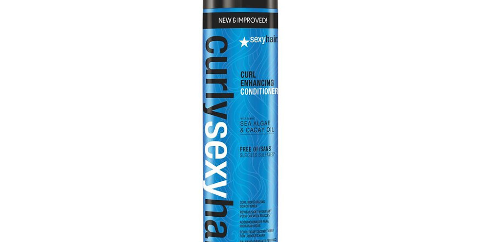 CURLY SEXY HAIR Enhancing Conditioner