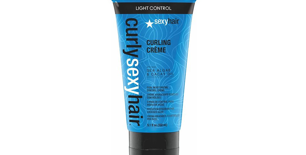 CURLY SEXY HAIR Curling Crème Curl Moisturizing Control Creme