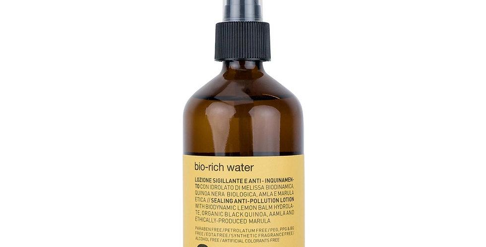 Bio-rich water
