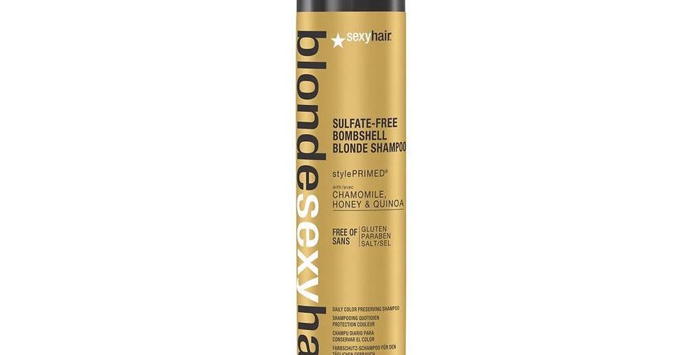 BLONDE SEXY HAIR Bombshell Blonde Shampoo