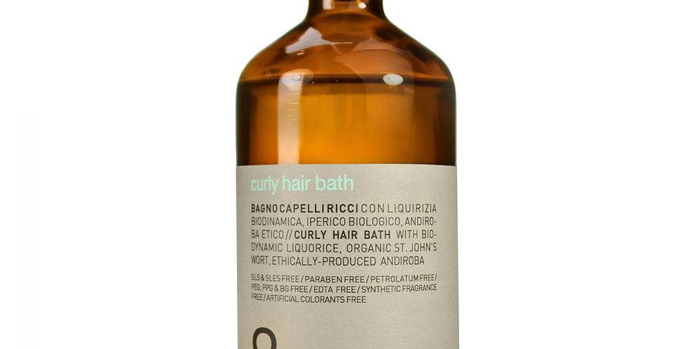 beCurly - Curly hair bath