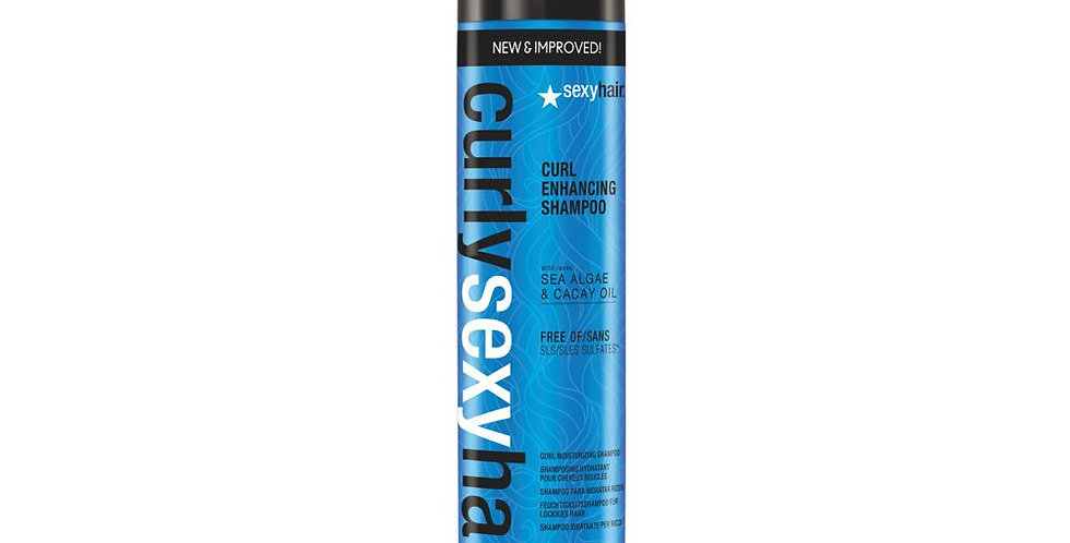 CURLY SEXY HAIR Enhancing Shampoo