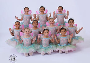 Tiny Tutus & Tap Thurs. 530-630 LITTLE F