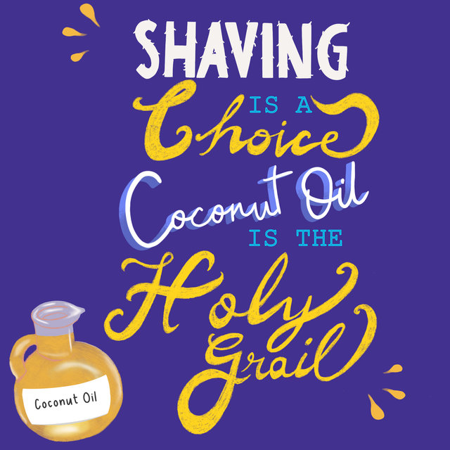 Shaving Is A Choice