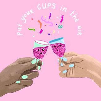 BeYou Menstrual Cup Campaign