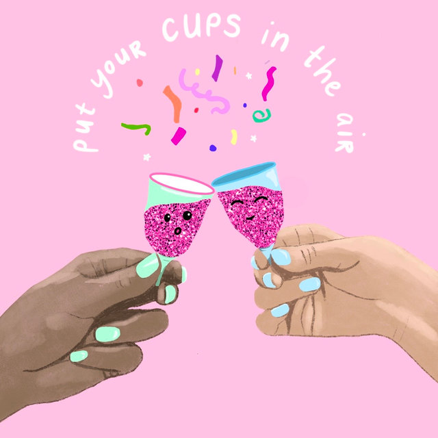 BeYou Menstrual Cup Campaign
