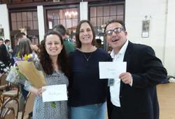 Toastmasters Leadership Graduation