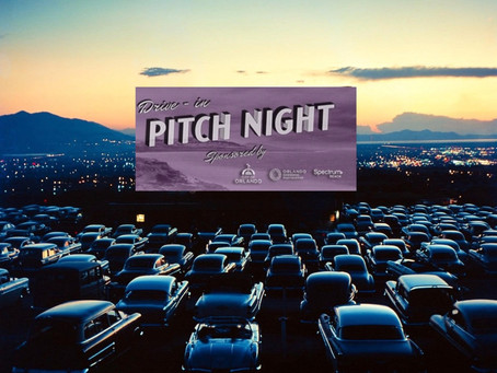 Orlando's Starter Studio Drive-in Pitch Night