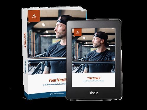 You Vital 5 Daily Essentials E Book