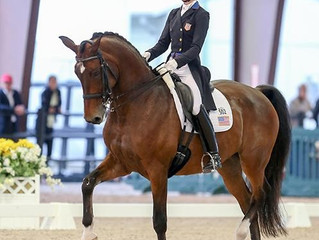 World's Leading Dressage Riders Expected in FEI World Cup™ Dressage Final Omaha 2017