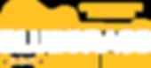 Bluegrass Barn Bash logo (white, yellow)