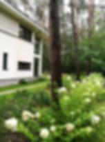 ogrod rezydencja warszawa magdalenka ele