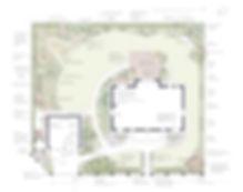 1Projekt ogrodu, faza Koncepcja Piaseczn