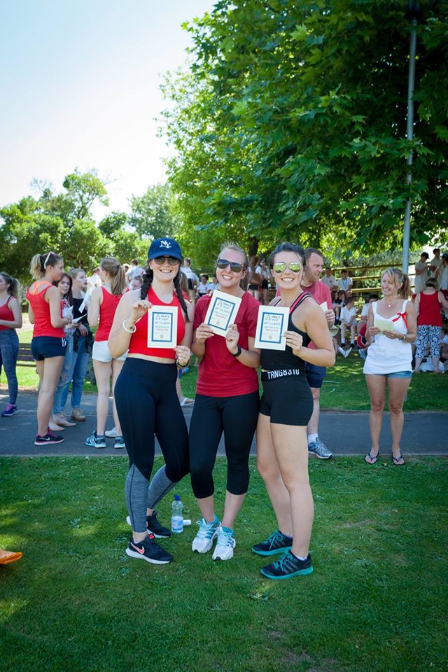 Anna's Run 2016