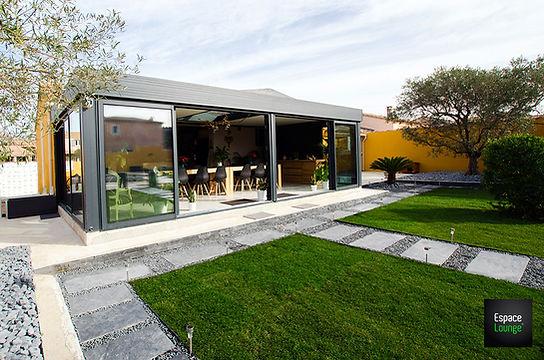 Espace Lounge Veranda Pergola Brive et Tulle Correze