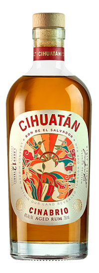 Cihuatan Cinabrio - Cultured Spirits