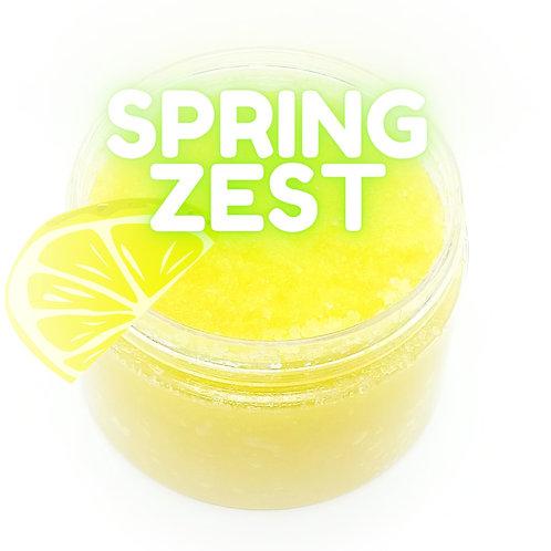 Spring Zest Sugar Scrub