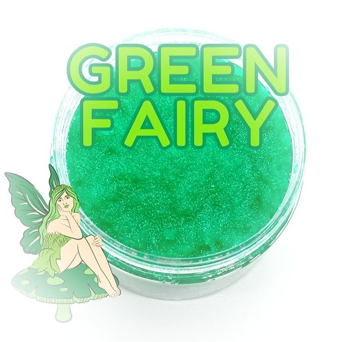 Green Fairy Sugar Scrub