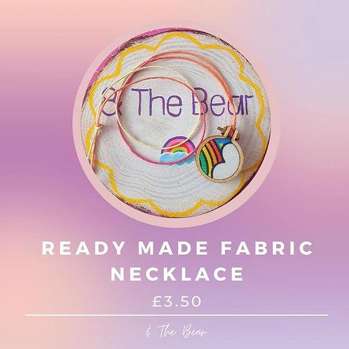 Pre-Made Necklace