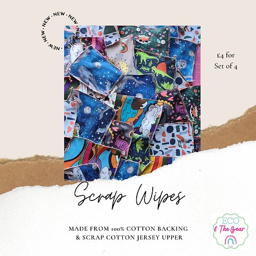 Scrap Wipes