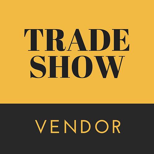 Tradeshow Vendor Registration