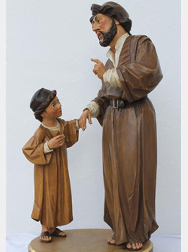 Josef und der 12-jährige Jesus