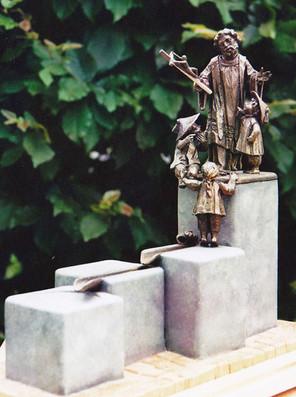 Brunnenmodell