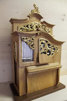 Orgelverkleidung