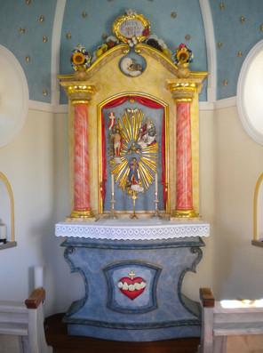 Maria Himmelfahrt-Altar