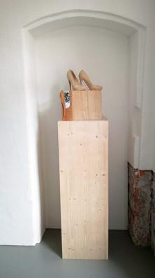 Damenschuhe Ausstellung Steingaden