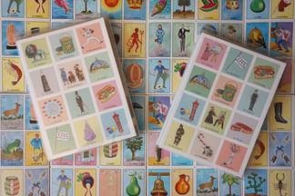 Loteria xmas cards.jpg