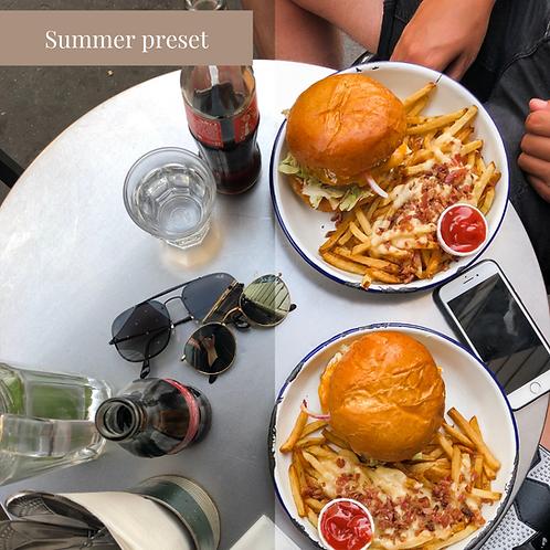 Summer Foodie - Lot Louisa