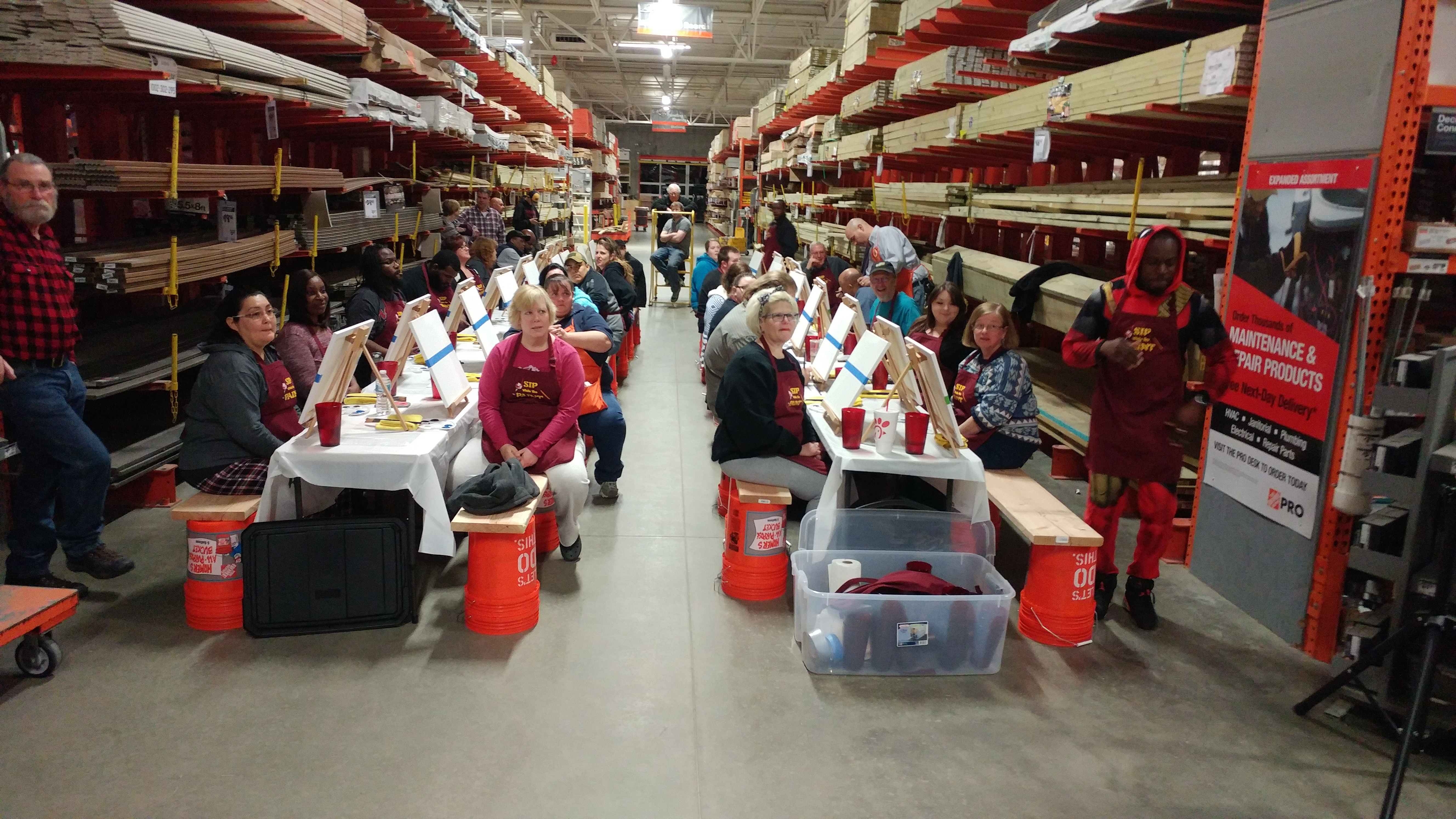 Home Depot Party 2 (3)