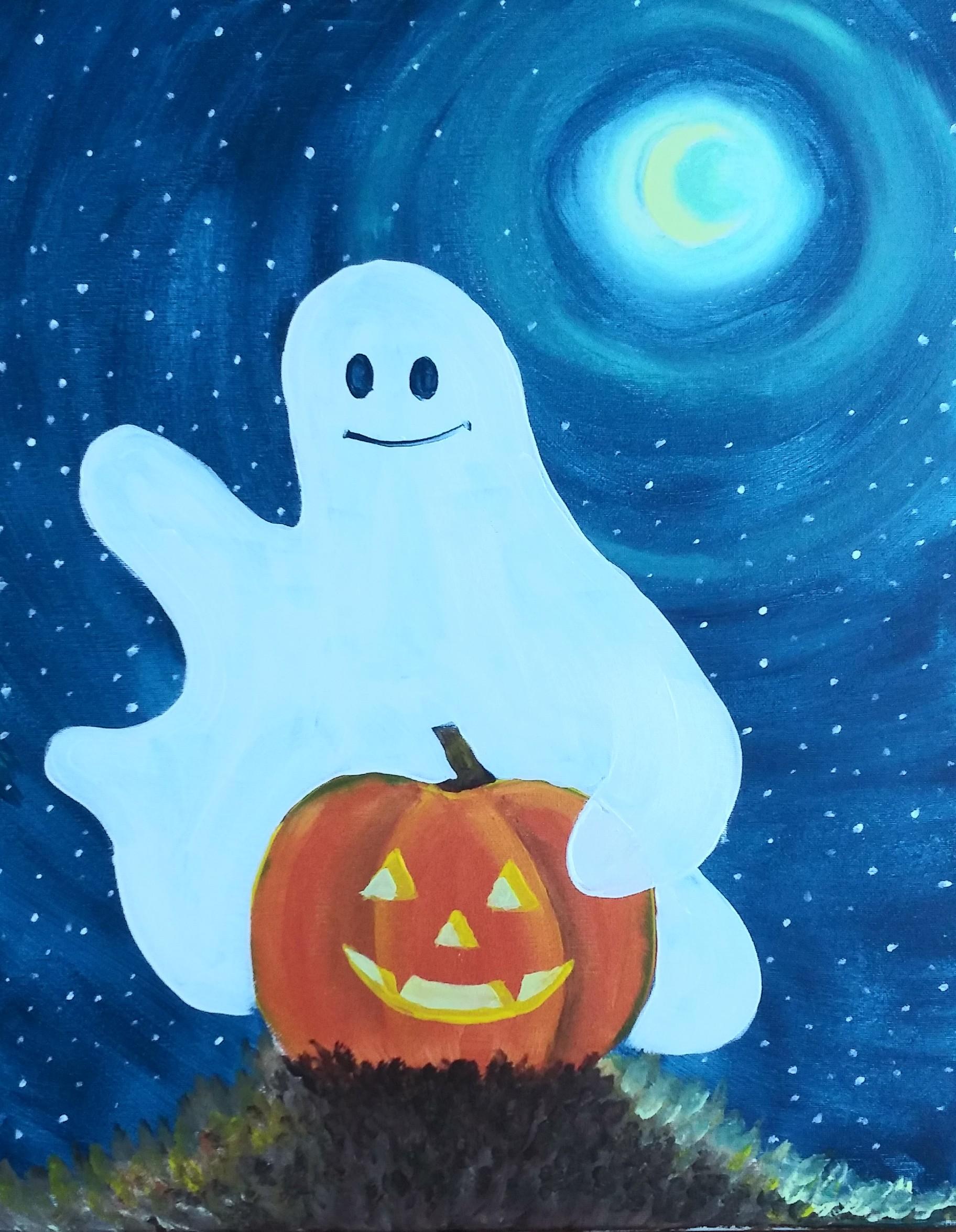 The Pumpkin Ghost